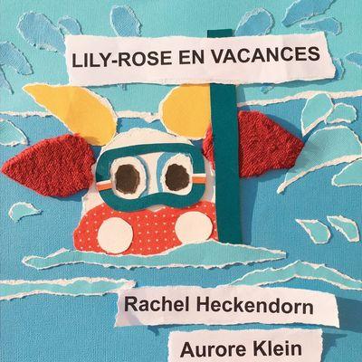 Lily-Rose en vacances