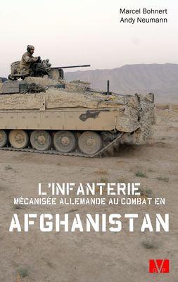 L'infanterie mécanisée allemande au combat en Afghanistan.