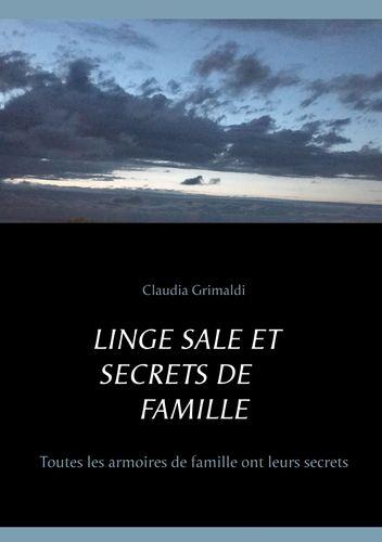 Linge sale et secrets de famille