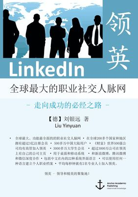 LinkedIn – The World's Largest Professional Social Network – The Only Road to Success (published in Mandarin)