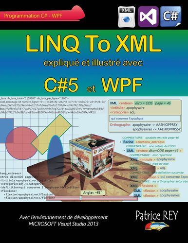 Linq to xml avec C#5 et WPF