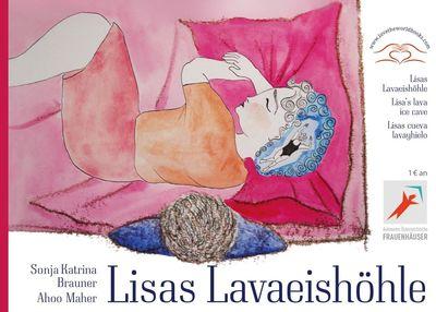 Lisas Lavaeishöhle - Lisa's Lava Ice Cave - Lisas cueva lavayhielo