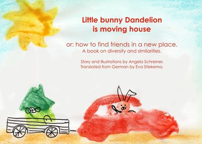 Little Bunny Dandelion is moving house