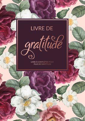 Livre De Gratitude