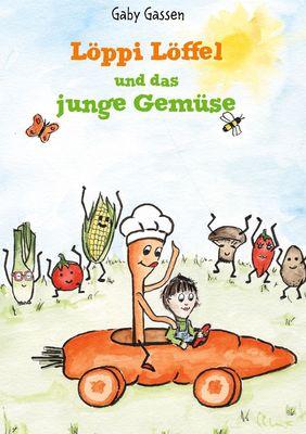 Löppi Löffel und das junge Gemüse