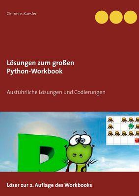 Lösungen zum großen Python-Workbook
