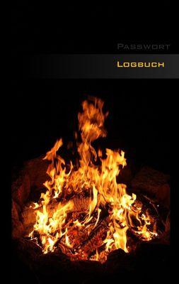 Logbuch (Internet Organizer und Passwortbuch (Red Hot Data))