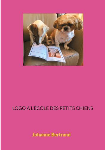 Logo à l'école des petits chiens