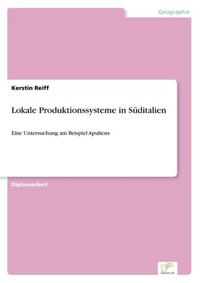 Lokale Produktionssysteme in Süditalien
