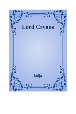 Lord Crygus