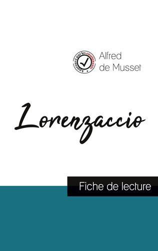 Lorenzaccio de Musset (fiche de lecture et analyse complète de l'oeuvre)