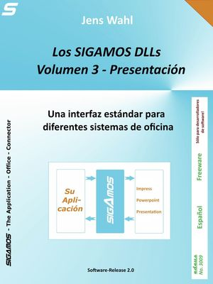 Los SIGAMOS-DLLs - Volumen 3: Presentación