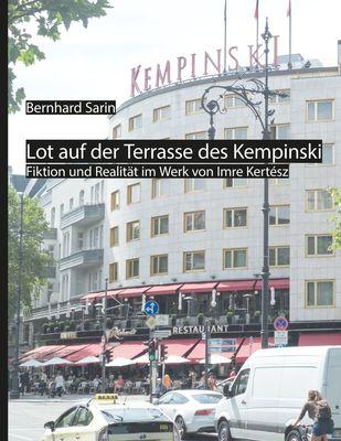 Lot auf der Terrasse des Kempinski