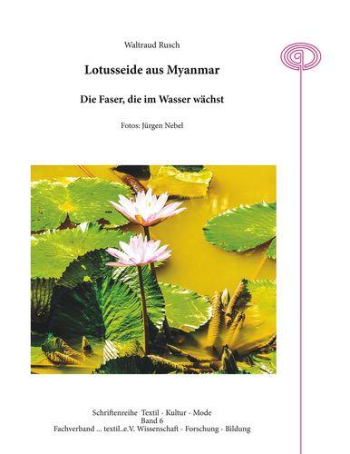 Lotusseide aus Myanmar