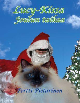 Lucy-Kissa joulun taikaa