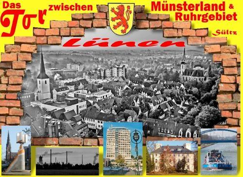 Lünen  - Das Tor zwischen Münsterland und Ruhrgebiet