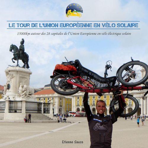 L'union européenne en vélo solaire