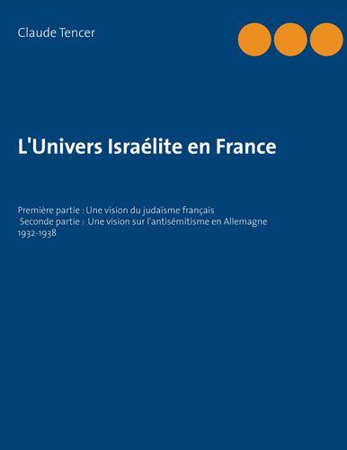 L'Univers Israélite en France