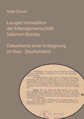 Luruper Immobilien der Erbengemeinschaft Salomon Bondys