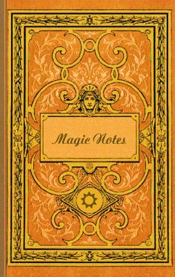 Magic Notes (Notizbuch)