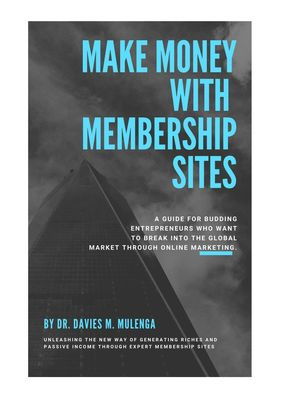 Make Money with Membership Sites
