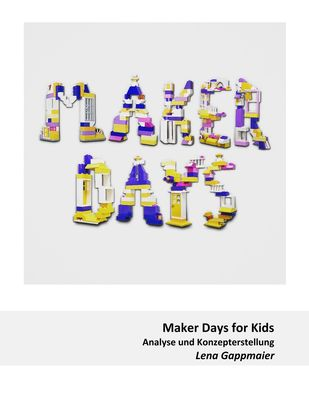 Maker Days for Kids