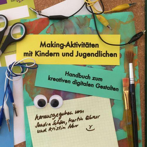 Making-Aktivitäten mit Kindern und Jugendlichen