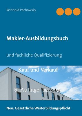 Makler-Ausbildungsbuch