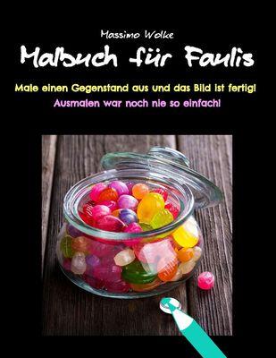 Malbuch für Faulis