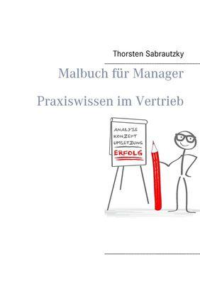 Malbuch für Manager