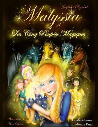 Malyssia et les cinq poupées magiques