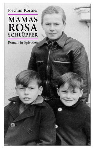 Mamas rosa Schlüpfer