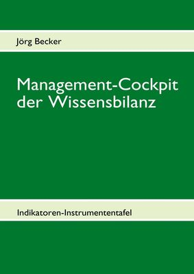Management-Cockpit der Wissensbilanz
