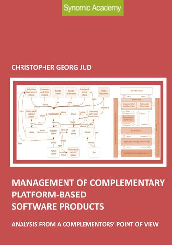 Management of complementary platform-based software products