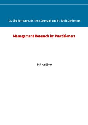 Management Research by Practitioners