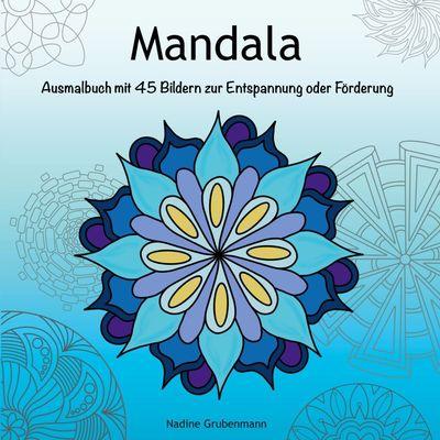 Mandala Ausmalbuch