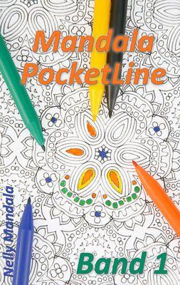 Mandala PocketLine Band 1 - Entspannen mit Mandalas - Mandala Malbuch für Erwachsene