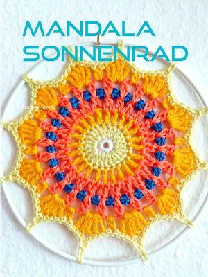 Mandala Sonnenrad