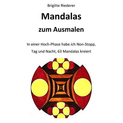 Mandalas zum Ausmalen
