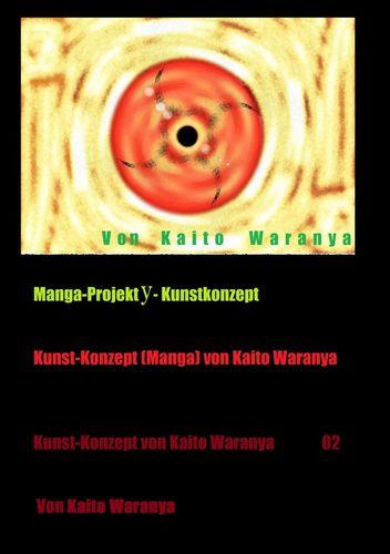 Manga-Projekt y - Kunstkonzept