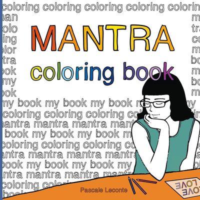 Mantra coloring book.