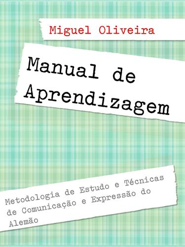 Manual de Aprendizagem