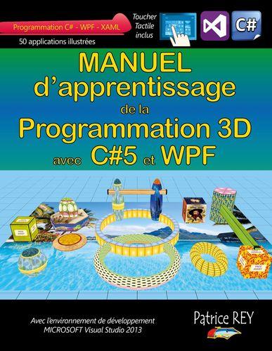Manuel d'apprentissage de la programmation 3D