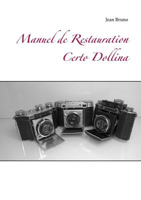 Manuel  de  Restauration  Certo Dollina