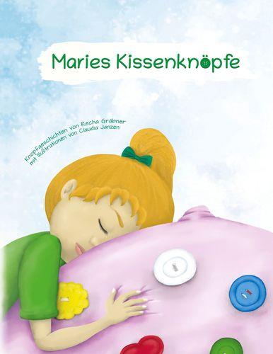 Maries Kissenknöpfe