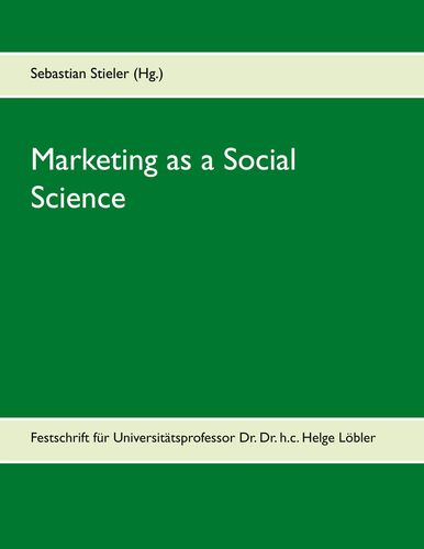 Marketing as a Social Science