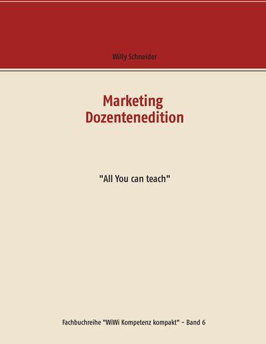 Marketing Dozentenedition