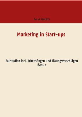 Marketing in Start-ups