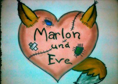 Marlon und Eve