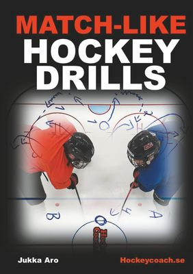 Match-like Hockey Drills